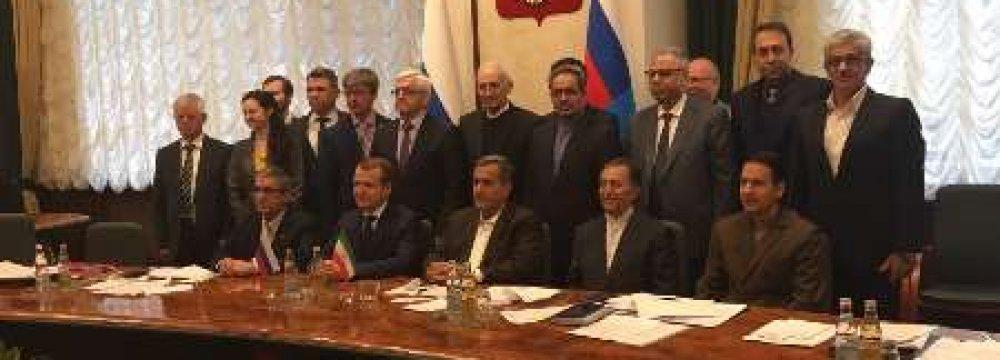 Iran-Russia Road Transit Surges