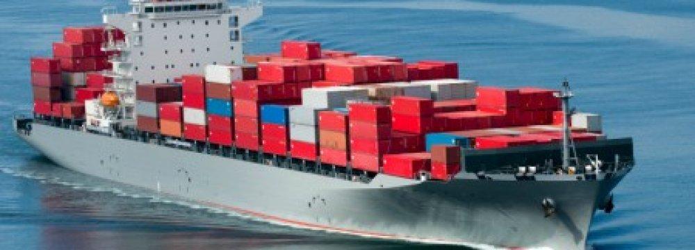 Kish Exports  Rise, Imports Fall