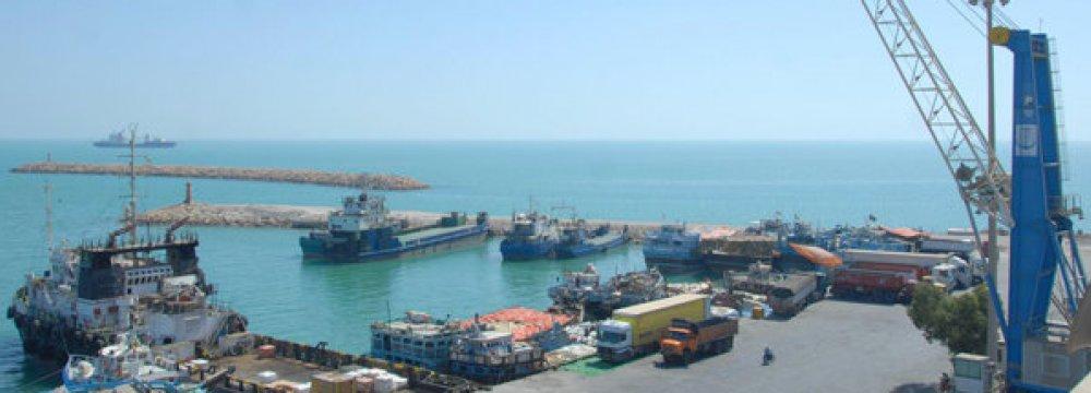 Trade Via Bandar Lengeh Topped $600m