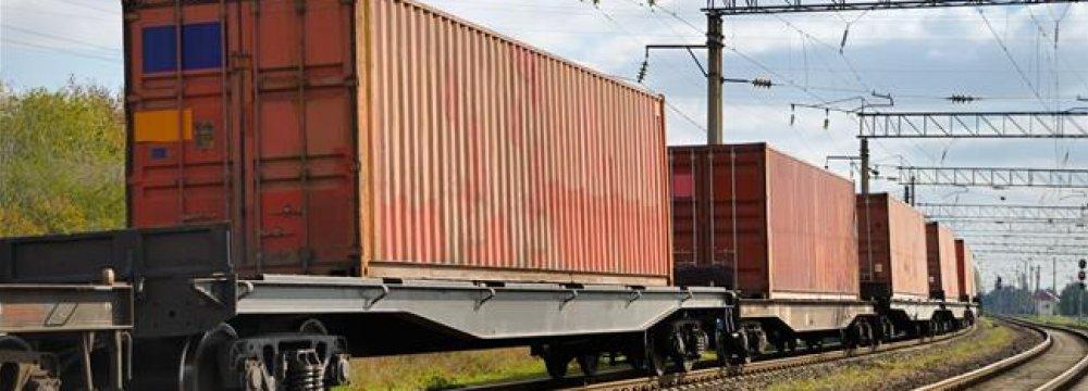 60% Growth in Rail Transit Via Mirjaveh