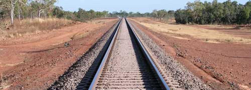 Urmia-Naqadeh Rail Linkup Underway