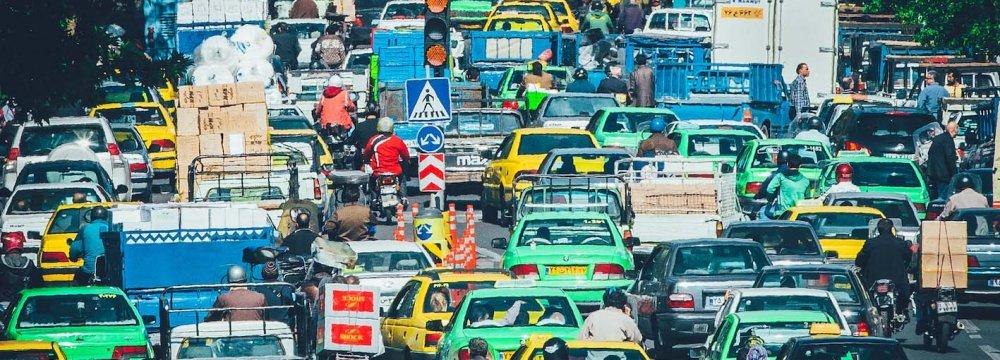 29m Motor Vehicles in Iran