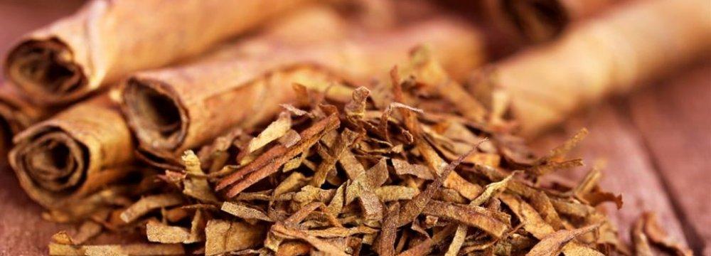 Turkey Biggest Exporter of Tobacco to Iran