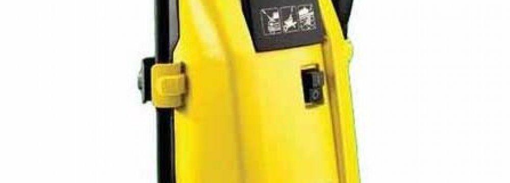 Portable Car Washer Imports at $3.7m