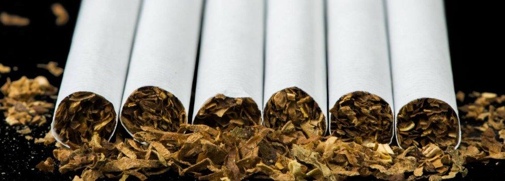 Cigarette Output Up 37%