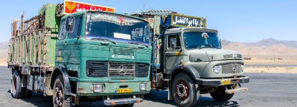 Ban on  Old Trucks