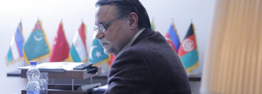 Mohammad Mehdi Mazaheri
