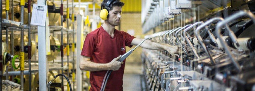 Industrial Permits Increase