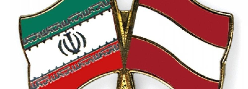 Tehran-Vienna Trade Up 42.7%
