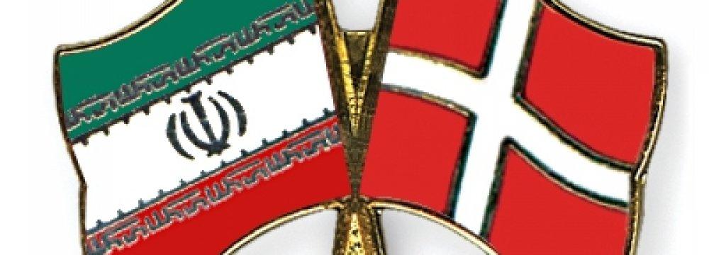 Iran-Denmark Trade Up 20%