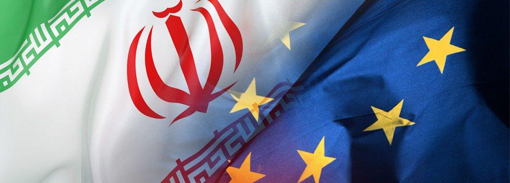 Iran's Exports to EU Jump 109 Percent