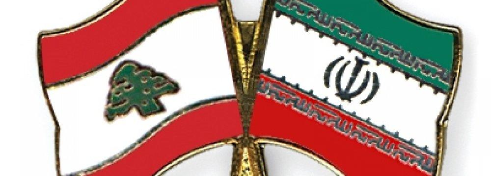Exports to Lebanon  Earn $89m