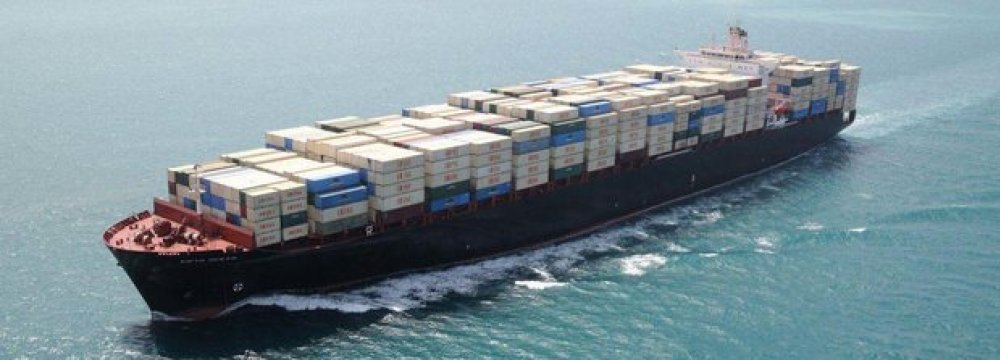 Launch of New Shipping Route to Oman on Dec. 30
