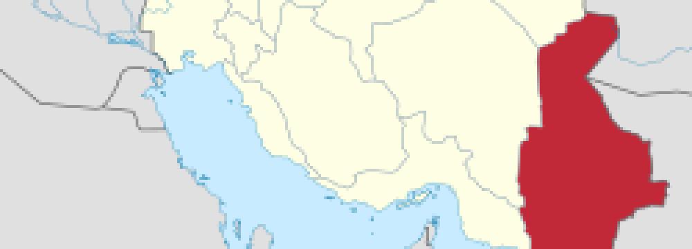 Sistan-Baluchestan Border Markets Earn $563m Since March