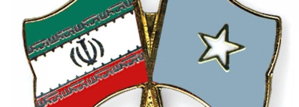 Iran Exports to Somalia Up 38%