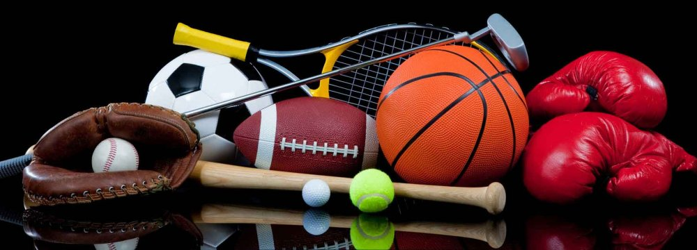 70% of Iran's Sports Equipment Demand Met by Imports