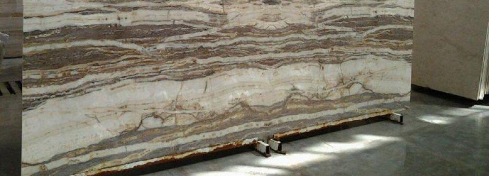 Tehran to Host Stone Exhibit Next Week