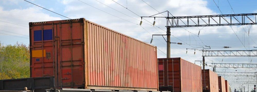 47% Rise in Yazd Rail Cargo Transportation