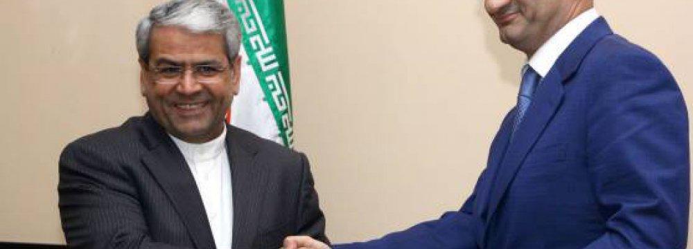 Iran, Armenia to Update Double Taxation Treaty