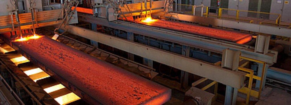 Uptrend Persists in Billet, Slab Export Prices