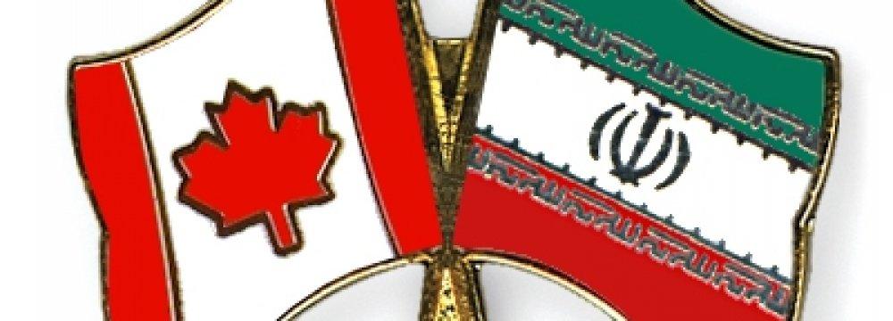 Montreal Hosts Iran-Canada Business Confab