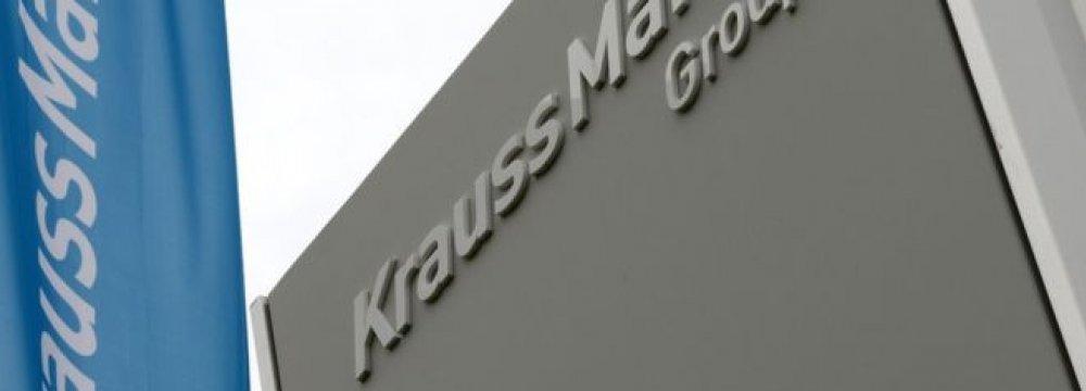 German Molding Machine Co. Picks New  Iran Agent