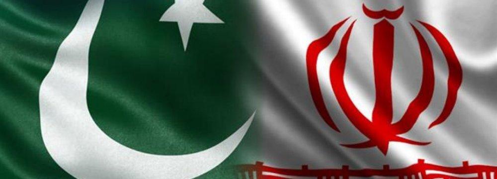 22% Rise in Iran's Non-Oil Trade With Pakistan