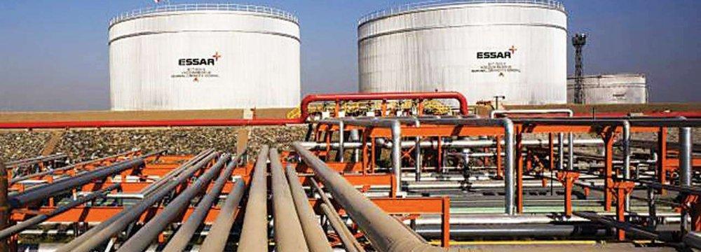 Essar Settles $2.5b Oil Dues