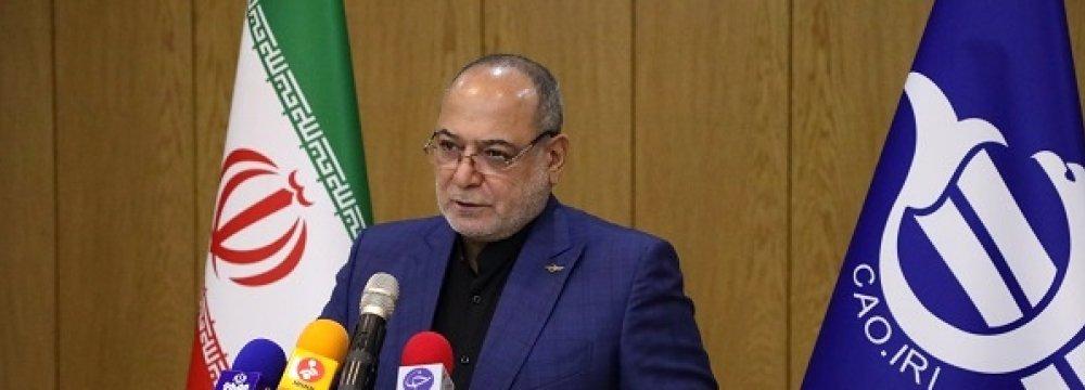Iraqi Airways Flight Permit Cancelled