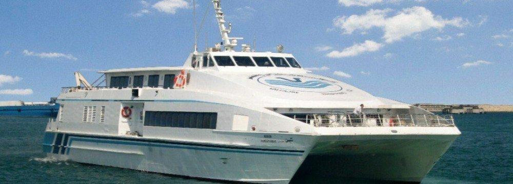 Passenger Ship Services to Dubai to Resume