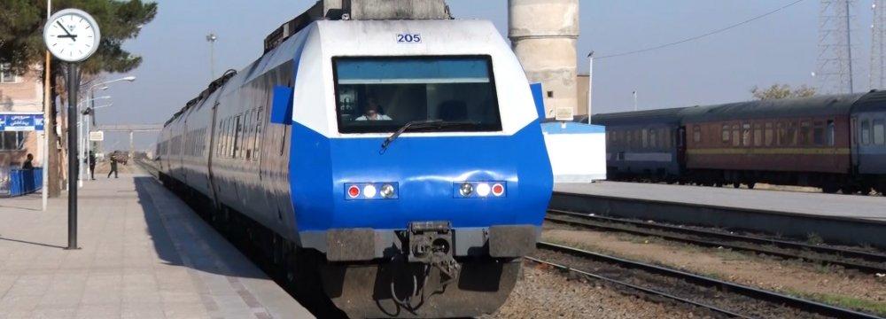 'Desert Tourism Train' Launched
