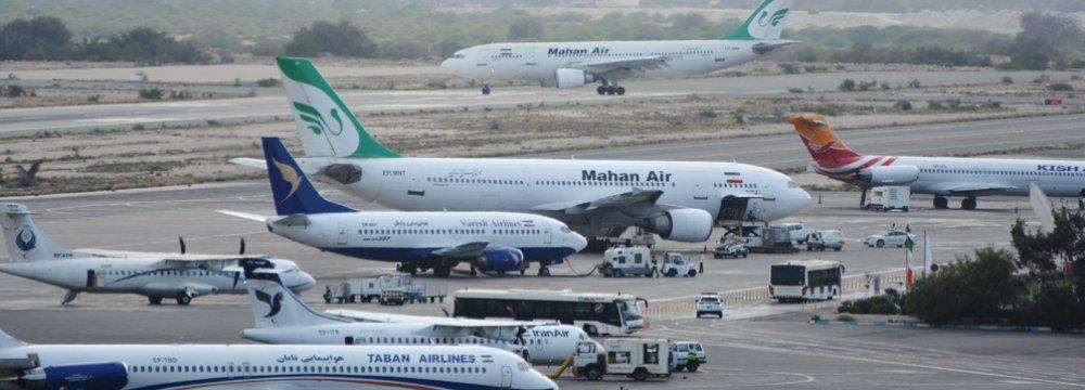Iran's Air Fleet Requirements