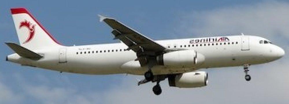 Tehran-Tabriz Flights Increase