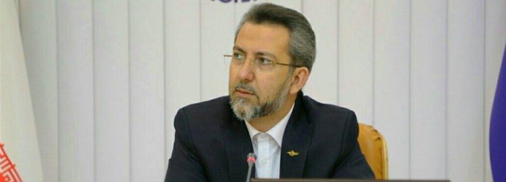 95% Decline in Iran-Turkey Flights