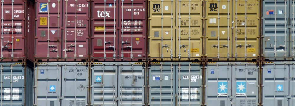 Iran's Trade With US Halves