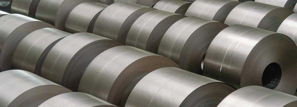 Slight Decline in Apparent Steel Usage Over Three Months