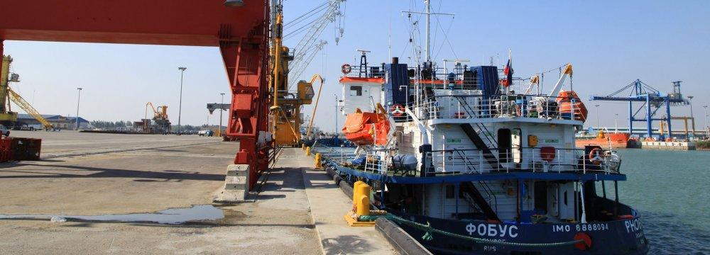 Q1 Exports From Mazandaran Ports Reach 185K Tons
