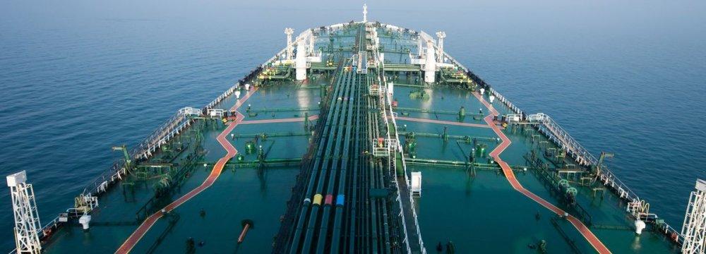 Iran's Oil Exporters Hit Record in April