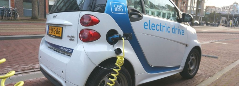 The world's top automakers have a combined plan to sell  6 million EVs a year by 2025.