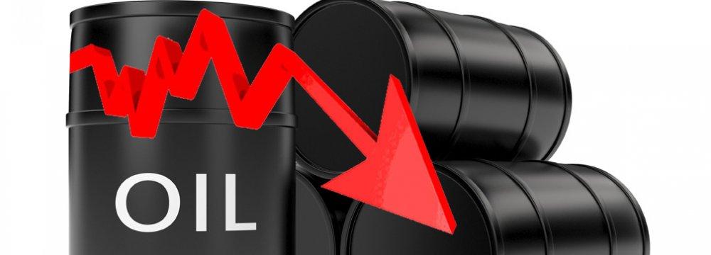 Brent, WTI Prices Slide