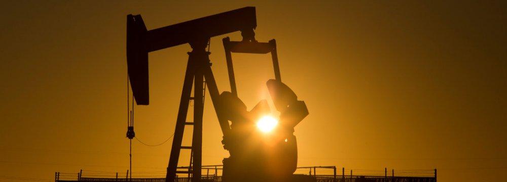 Brent Crude Near $70