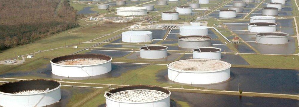 China Increases Storage of Strategic Petroleum Reserves