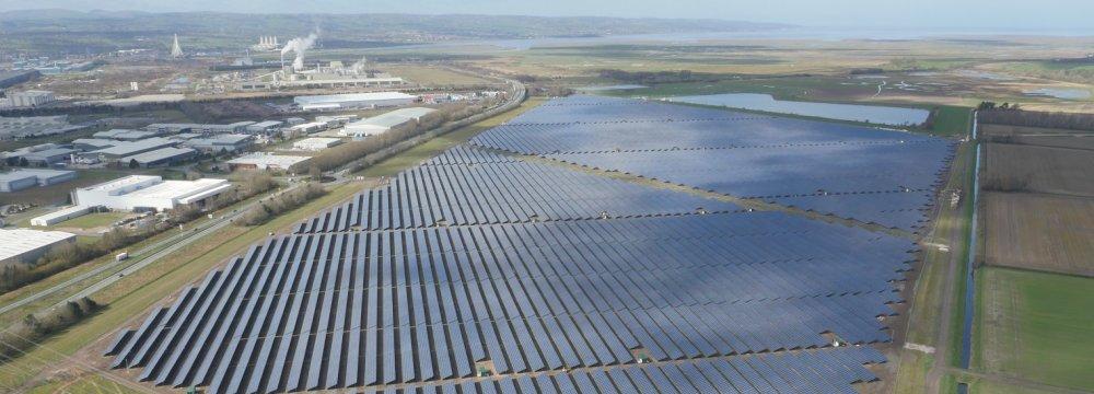 China's Solar Appetite Eats Into India Renewables Effort