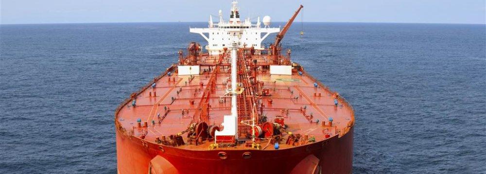China Crude Import From Iran Peaks
