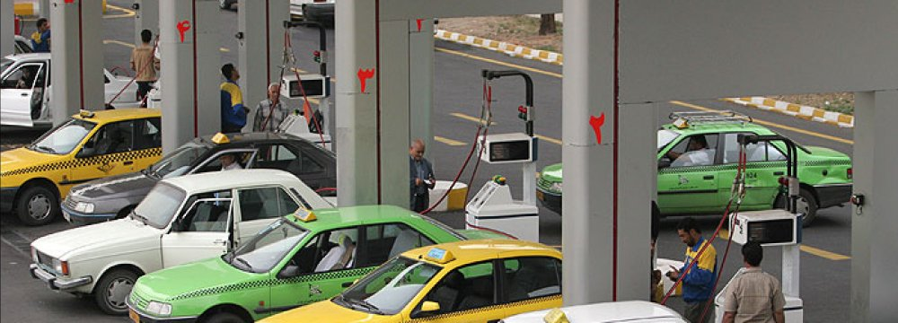CNG Stations Expanding