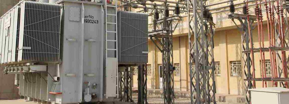 Iran-China Consortium to Renovate 312 Substations