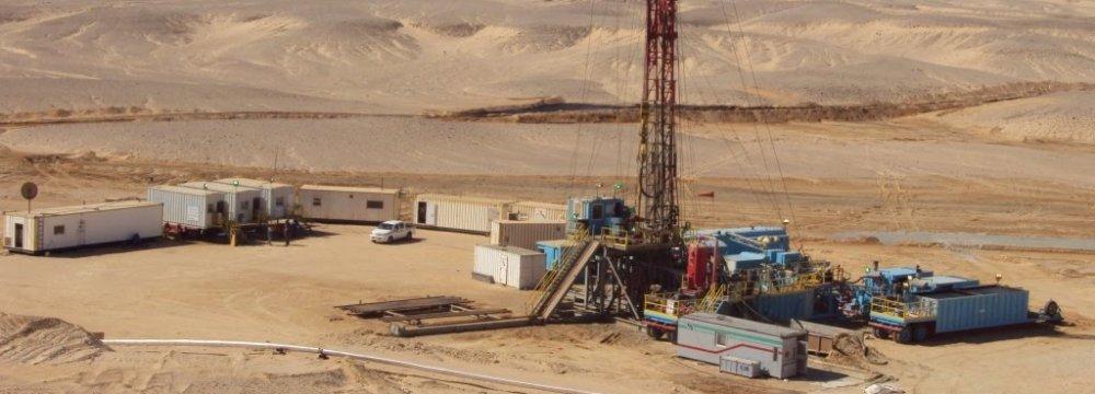 NIOC, Tenco Sign MoU to Study Oil, Gas Fields