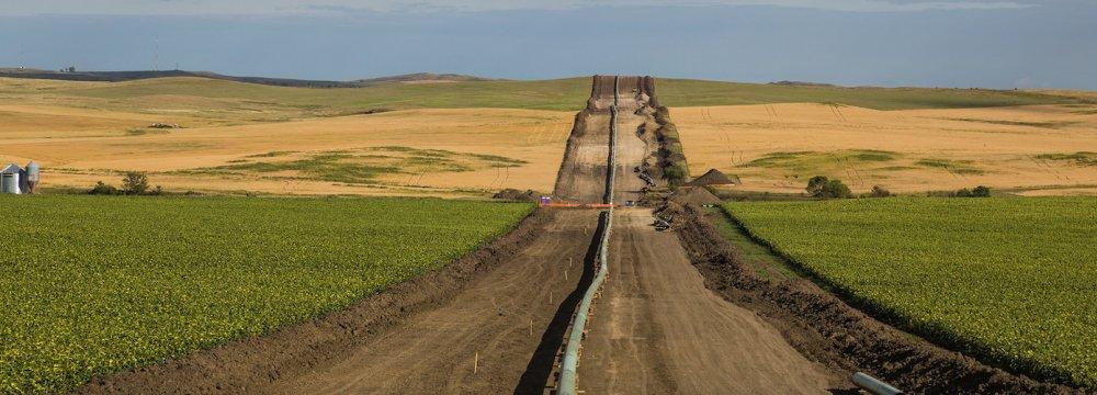 Despite Legal Wrangling,  North Dakota's Access  Pipeline to Start in Q2