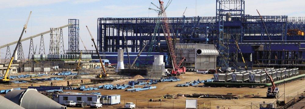 Fresh Impetus for South Pars DMC Unit Construction