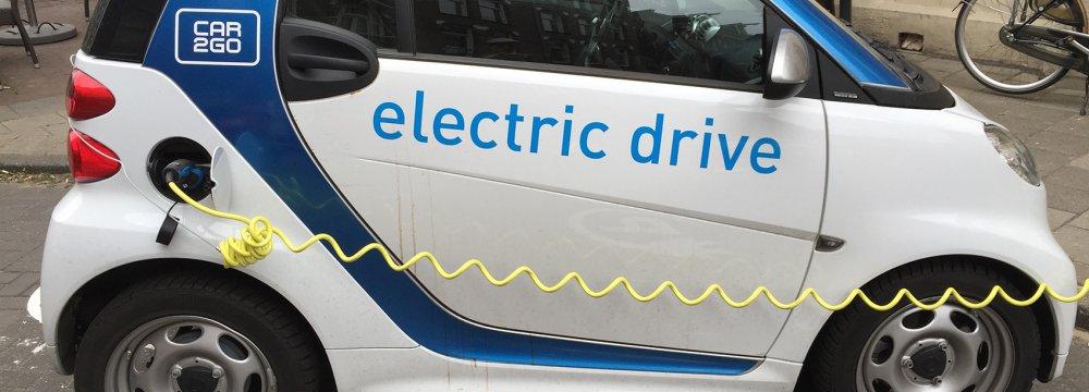 Oil Majors Facing Electric Car Threat